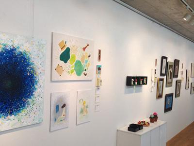 作家選抜展「つくし荘」 Art Space A-1 2F