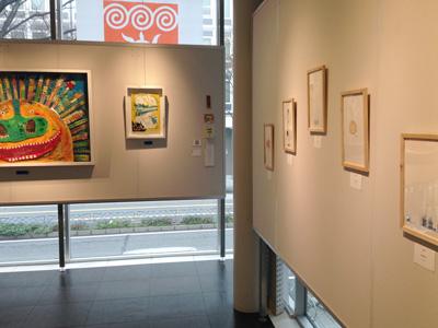作家選抜展「つくし荘」 Gallery Art-Ship