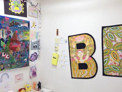 作家選抜展「つくし荘」 夢画廊