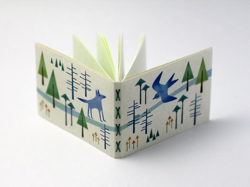 森林帳(角)